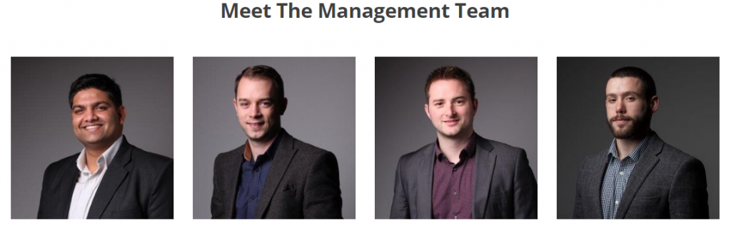 Point Blank Digital Management Team